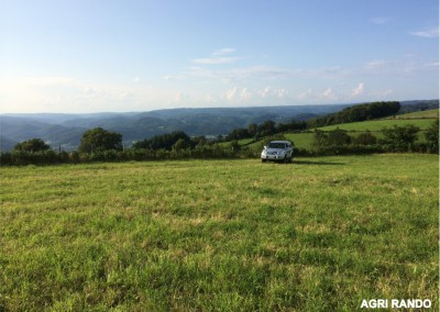 Guided Circuit hiking in jeep - Agri Rando Corrèze