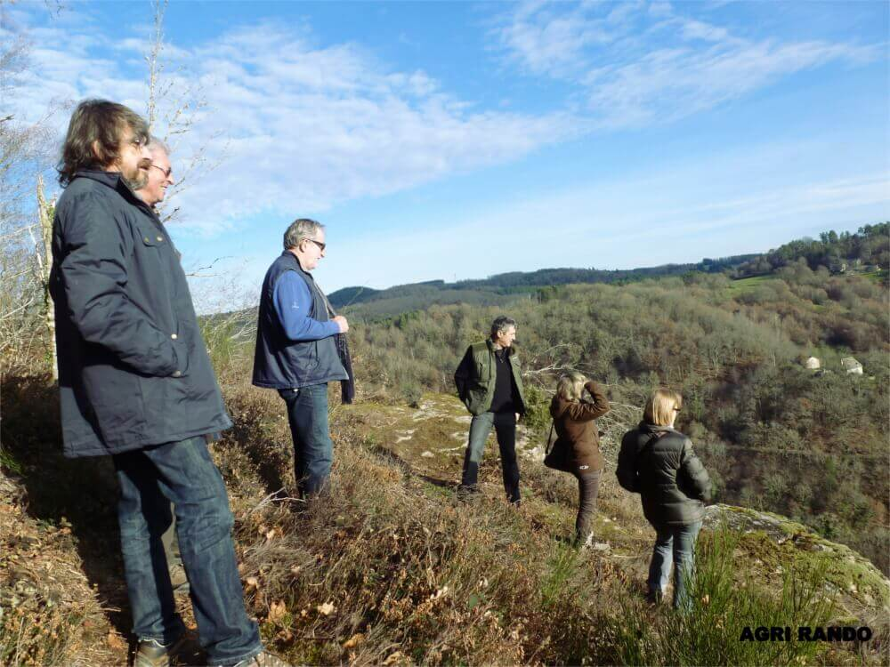 Discover Corréze during an Agri Rando