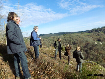 Discover the Corrèze at an Agri Rando