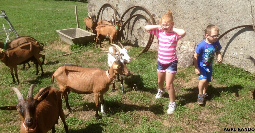 Tourism in family - Limousin - Agri Rando