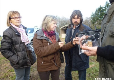 Discover the farming community during an Agri Rando in Corrèze